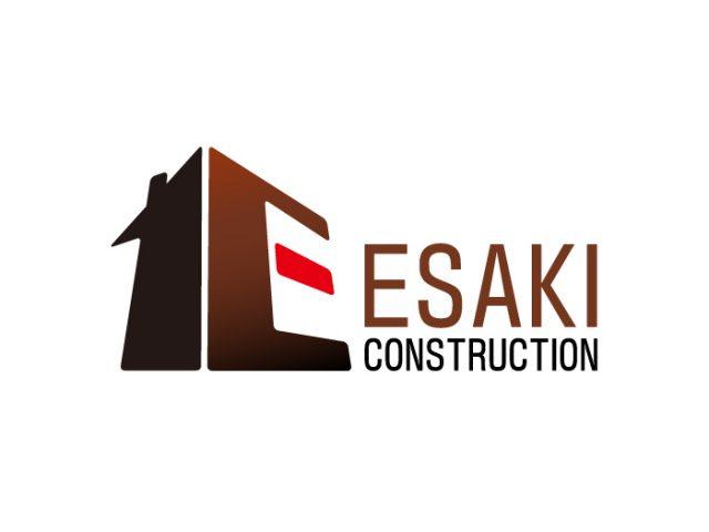 ロゴ:江崎建設