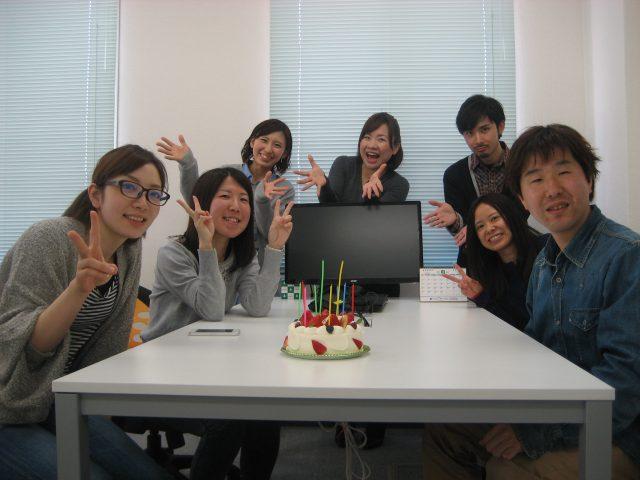 山本さんお誕生日会