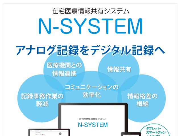 N-SYSTEM B2ポスター