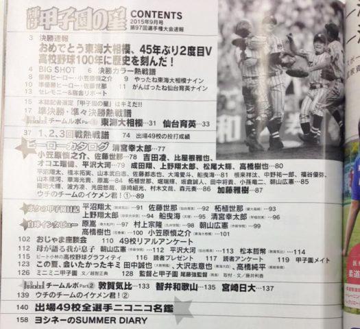 株式会社リコネクト 日刊スポーツ様「甲子園の星」2015年版への広告出稿