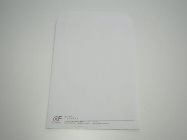 O&Fコネクト 様 角2封筒