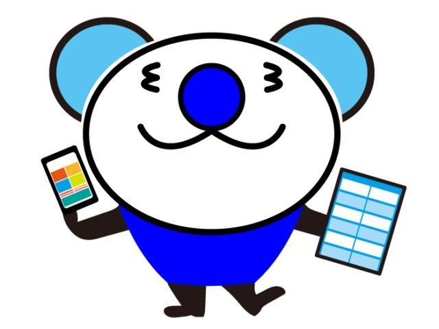 有限会社週刊求人社様 キャラクターイラスト「コム君」