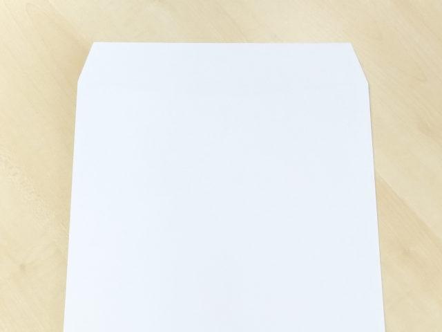 西京電設様 角2封筒デザイン