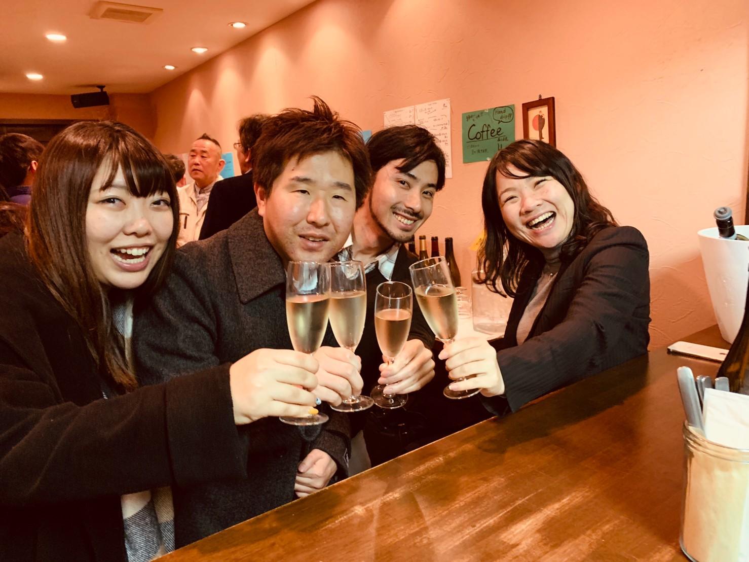 株式会社リコネクト_2019年2月虹会