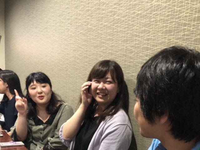株式会社リコネクト_青野さん歓迎会