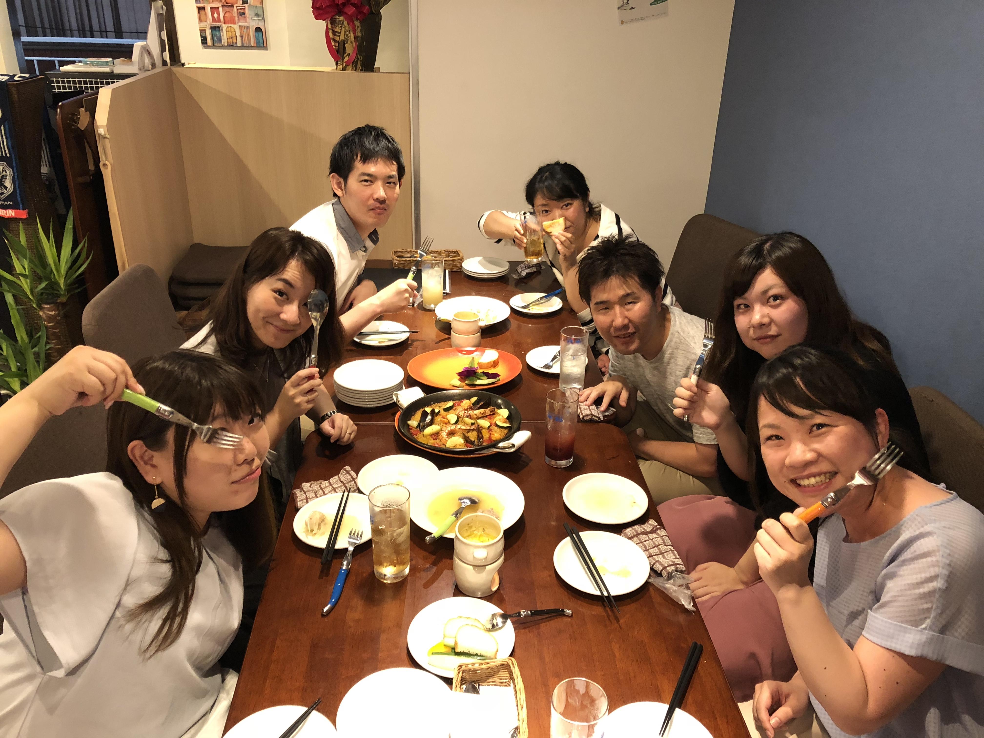 株式会社リコネクト_6月虹会