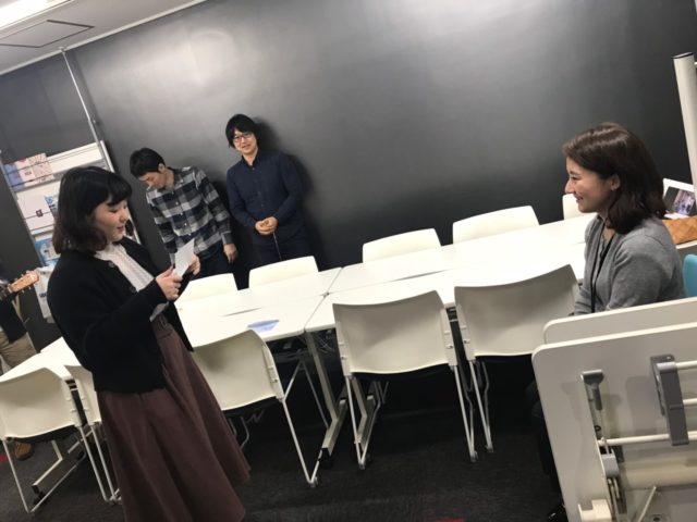 株式会社リコネクト_大城さん激励会