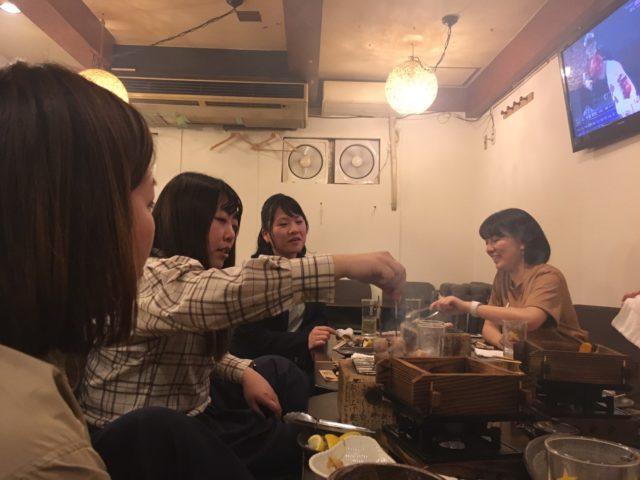 株式会社リコネクト_プチ歓迎会