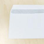 洋長3窓付き封筒デザイン