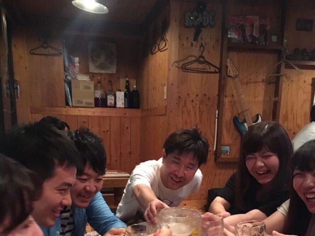 株式会社リコネクト_田中さん歓迎会