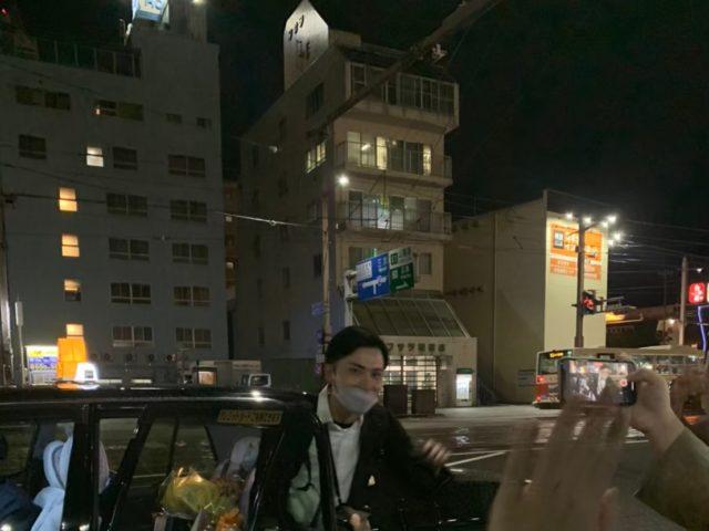 株式会社リコネクト_中井さん送別会