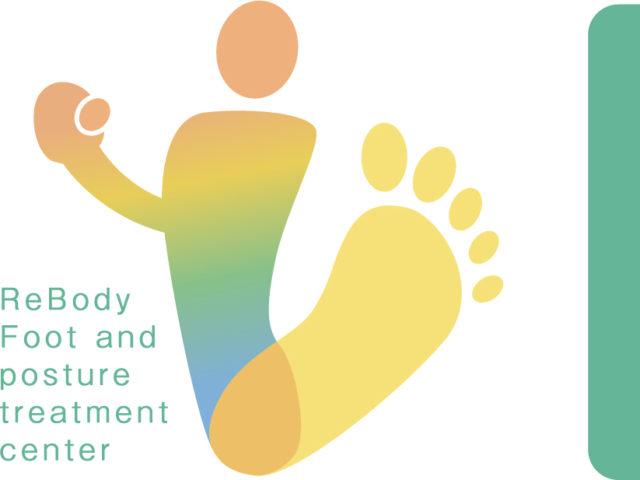 ロゴ / ReBody足と姿勢の治療院 様